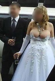 Resultado de imagem para noiva indecente