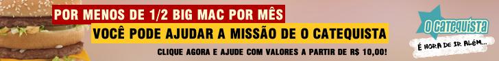 Apoie a Missao de O Catequista
